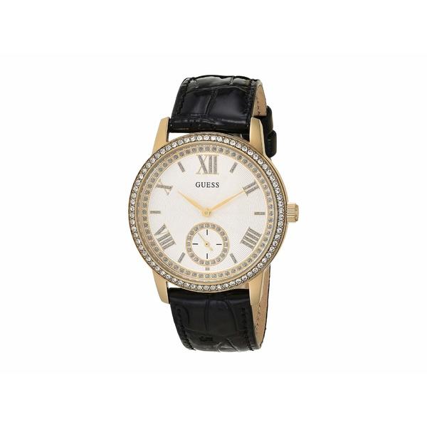 ゲス レディース 腕時計 アクセサリー W0642l2 Gold/Black