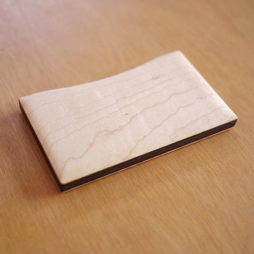【名刺ケース・メープル×ウェンジ】名刺入れ カードケース メンズ レディース 名刺ケース おしゃれ カードケース 名刺入れ 名入れ 彼氏 旦那 プレゼント 20代 30代 40代 50代 木製 飛鳥工房