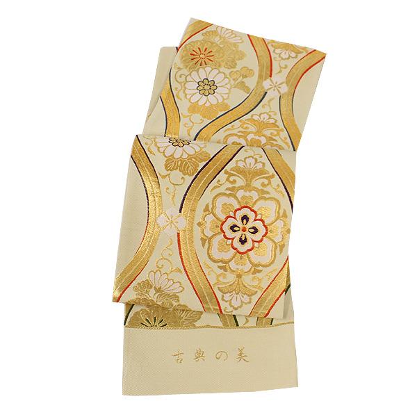 振袖用 西陣 大光謹製 袋帯 「古典の美」 fo2155【smtb-k】【w1】