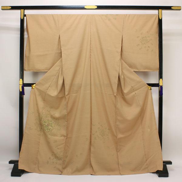 【袷のお仕立て付き】特選 京都オリジナル工房 別機織り地 訪問着 hm958【smtb-k】【w1】【後払い決済不可】