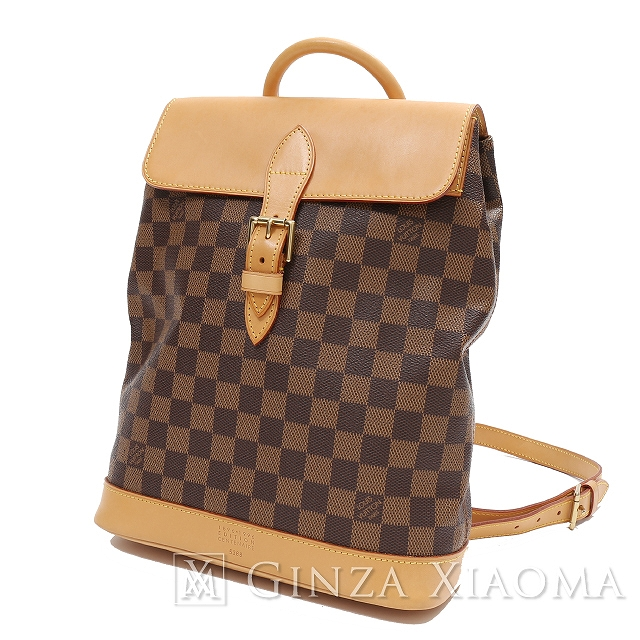 Auth LOUIS VUITTON LV lv Damier Arcang N99038 100th Anniversary Model Back  Pack Women s  Used  5f059cf22c