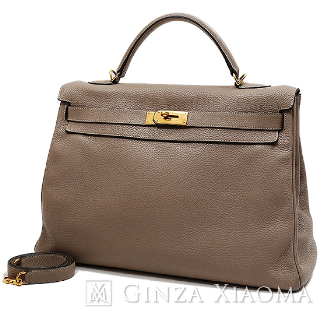 17016d1fc8bd ... palladium plated lakis kelly bag e3112 2ff8f  switzerland hermes hermes  kelly 40 metal fittings o carved seal handbag c28f5 99c29