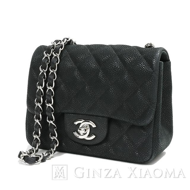 f92805299911 GINZA XIAOMA  CHANEL Chanel mini-matelasse single shoulder bag ...