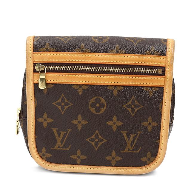 Louis Vuitton Monogram Bam Bag Boss Fall M40108 Body Waist Porch Mns