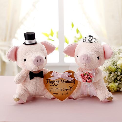 手工制作婚礼猪工具包