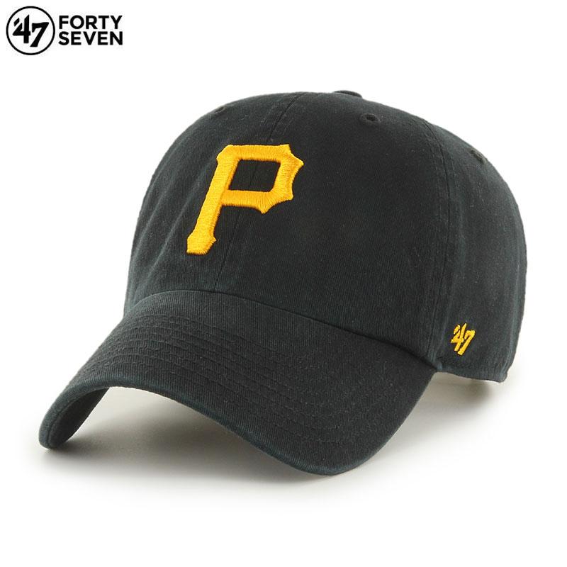 キャップ ローキャップ クリーンナップ AL完売しました。 MLB 営業 メジャーリーグキャップ 春夏秋冬用 フォーティーセブン 47BRAND 47キャップ 帽子 ベースボール 47 BRAND CLEAN かっこいい UP メンズ HOME おしゃれ ブラック ブランド 人気 大きいサイズ パイレーツ レディース 47ブランド