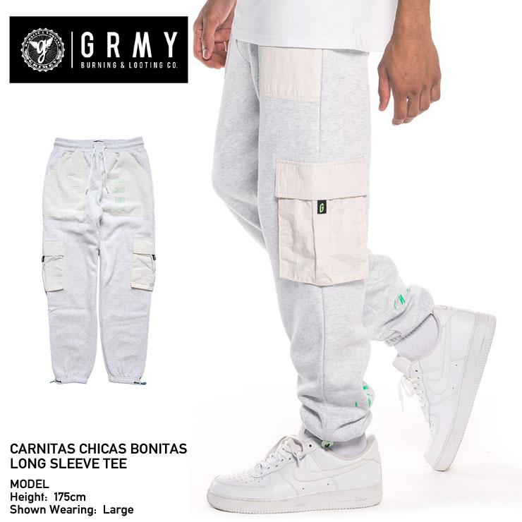 GRIMEY Pantal/ón F.A.L.A Track Pant SS19 Camo