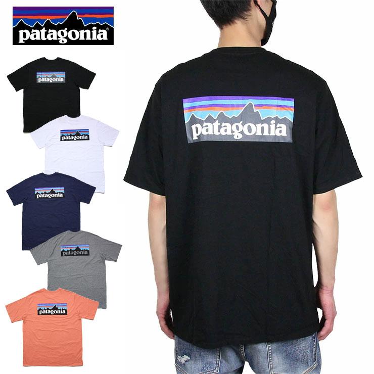 NEW Patagonia Men/'s L//S Shop Sticker Responsibili-Tee SEDIMENT S M L XL