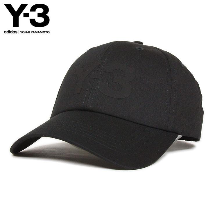 キャップ Y-3 帽子 ヨウジヤマモト アディダス スポーツ 人気 ストリート セール特別価格 ワイスリー 送料無料(一部地域を除く) ローキャップ メンズ おしゃれ CAP カジュアル ブラック 大きいサイズ LOGO ADIDAS レディース かっこいい ブランド