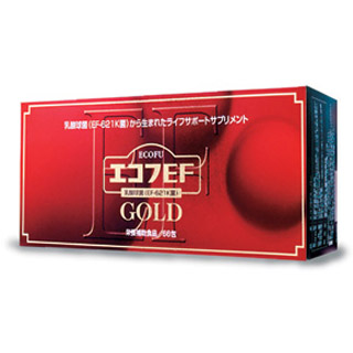 【送料無料】エコフEFゴールド 1.8g×66袋[配送区分:A]