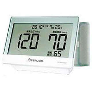 テルモES-W500ZZ デジタル自動血圧計 上腕式