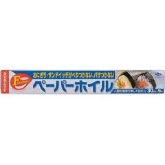 【送料込】東洋アルミ ペーパーホイル 30cm*5M*1本入 ( 吸湿ホイル ) ×60点セット まとめ買い特価!ケース販売 ( 4901987200819 )