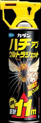 【送料無料】カダン ハチ・アブウルトラジェット 550ml ( 園芸用殺虫剤 ハチ用 ) ×20点セット まとめ買い特価!ケース販売 ( 4902424432473 )