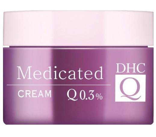 【送料無料・まとめ買い×10】DHC 薬用Q フェースクリーム SS 23g(4511413306581 )