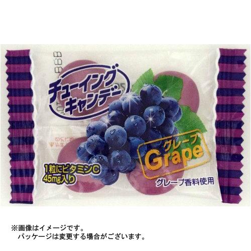 【まとめ買い×20個セット】明治 チューイング キャンデー グレープ 5粒入×1袋