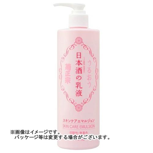 【送料無料】 菊正宗 日本酒の乳液 380mL ×20個セット