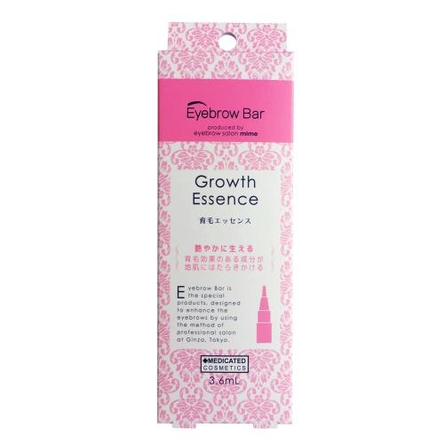【送料無料・まとめ買い×10個セット】Eyebrow Bar 育毛エッセンス EBB-06 (3.6ml)