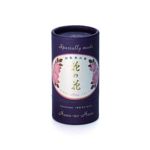 【送料込・まとめ買い×108個セット】日本香堂 特製 花の花 ばら スティック 150本入