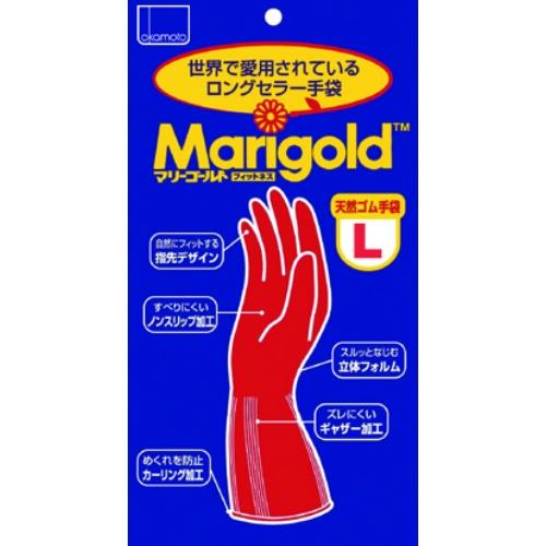 【送料込・まとめ買い×120個セット】オカモト マリーゴールド フィットネス Lサイズ 1組