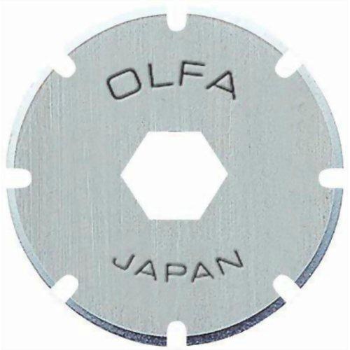 【送料込・まとめ買い×200個セット】オルファ ミシン目 ロータリー替刃 XB-173 (2枚入)