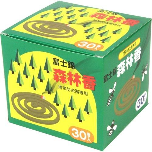 【送料込・まとめ買い×24個セット】コダマ 森林香(30巻)