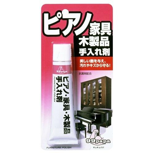 【送料込・まとめ買い×50個セット】ソフト99 ピアノ家具木製品手入れ剤
