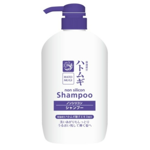 Cosmetic station pigeon wheat shampoo 600 ml *16 set (4582400830198)