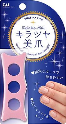 【ケース販売 送料込】 KQ3252 Twinkle Nail ( トゥインクル ネイル )×120個セット (4901601301007)