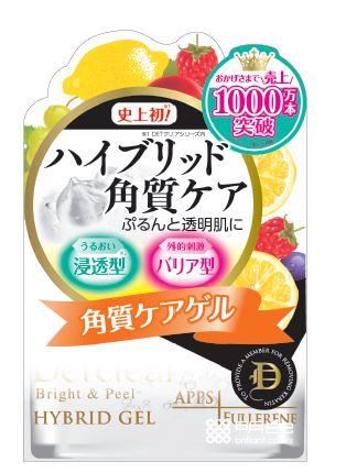 【ケース販売 送料込】明色化粧品 DETクリア ブライト&ピール ハイブリッドゲル×48個セット (オールインワン化粧品)(4902468226212)