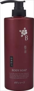 Shiki-oriori Tsubaki body SOAP bottle 600 ML (4513574017269)