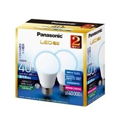【送料無料・まとめ買い×005】パナソニック PANASONIC LED電球  広配光タイプ   LDA4DGK40ESW2T ×005点セット(4549077466723)