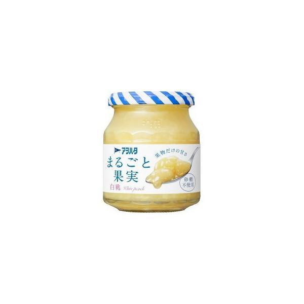 アヲハタ 전체 장과 백도 250g× 6 개 세트 (4562452230023)