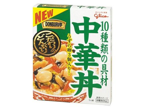 【送料込】グリコ DONBURI亭 どんぶり亭 中華丼 210g ×60個セット ( 4901005232013 )