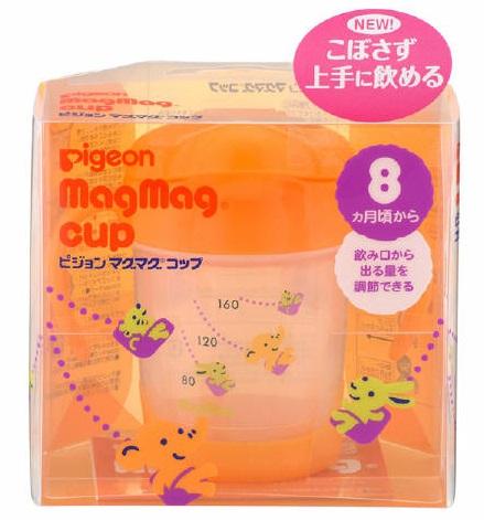 【送料無料・まとめ買い×020】ピジョン マグマグ コップ 8ヶ月頃から ×020点セット(4902508181105)