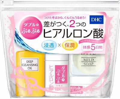 【30個で送料無料】DHC ダブルモイスチュアミニセット DHCの化粧品・お得なスキンケア トライアルセット ( 5日間お試し用 ) ×30点セット ( 4511413306192 )