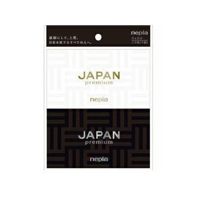 【100個で送料無料】【王子ネピア】【JAPAN premium】ネピア JAPAN premium ポケットティシュ6コパック×100点セット ( 4901121140308 )
