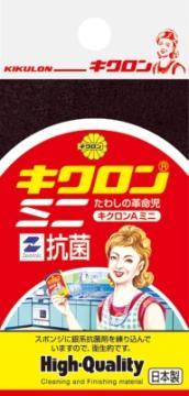 【送料無料・まとめ買い×240】キクロン キクロンAミニ キッチン用スポンジ・たわし)×240点セット(4548404100798)