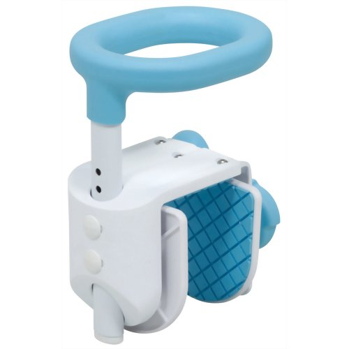 幸和 テイコブ コンパクト浴槽手すりブルー YT01