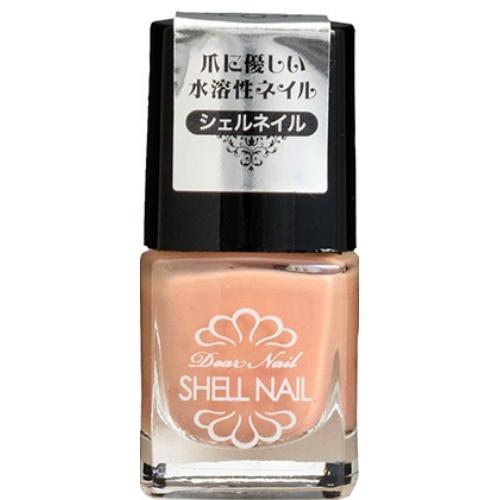 【送料無料・まとめ買い×072】SHELL NAIL シェルネイル SN-6 ×072点セット(4582400839078)