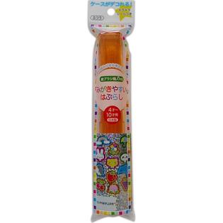 【送料無料・まとめ買い×600】ライフレンジ みがきやすいハブラシ LT-13 磨きやすい 歯ブラシ こども ケース付き ×600点セット(4560292169282)