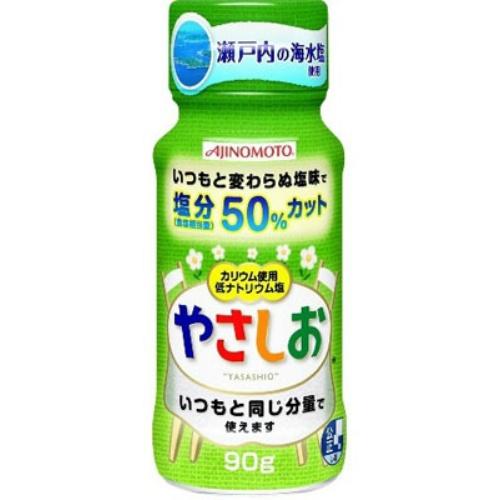 【送料無料】味の素 健康塩 やさしお 90g 瓶 ×60個セット ( 4901001087235 )