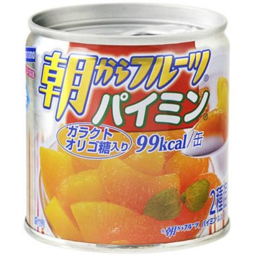 メーカー再生品 はごろも 朝からフルーツ パイミン 190g 栄養分の吸収を高めました 決算セール 缶詰 果物 食品 4902560171014 [並行輸入品] かんづめ ※無くなり次第終了 190g