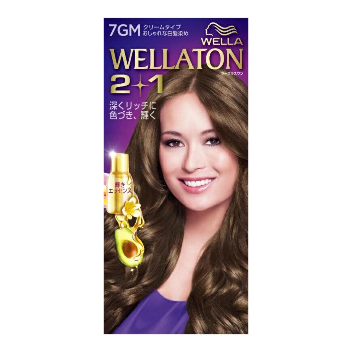 【24個で送料無料】 ウエラトーン ツープラスワン ( 2+1 ) クリーム 7GM ×24点セット ( 4056800251018 )