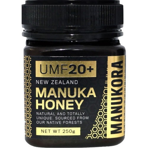 マヌコラ マヌカハニー UMF20+(250g)