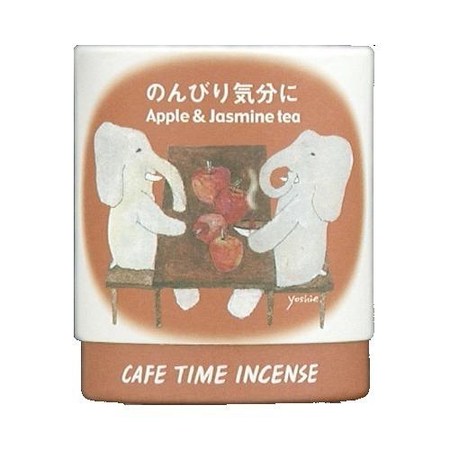 【送料無料】日本香堂 カフェタイム のんびり気分#33301×144点セット まとめ買い特価!ケース販売 ( 4902125333017 )