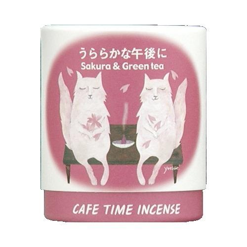 【送料無料】日本香堂 カフェタイム うららかな午後に#33305×144点セット まとめ買い特価!ケース販売 ( 4902125333055 )