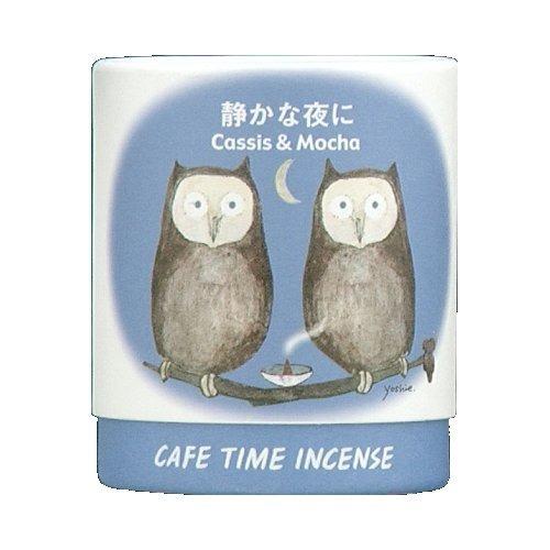 【送料無料】日本香堂 カフェタイム 静かな夜に#33306×144点セット まとめ買い特価!ケース販売 ( 4902125333062 )