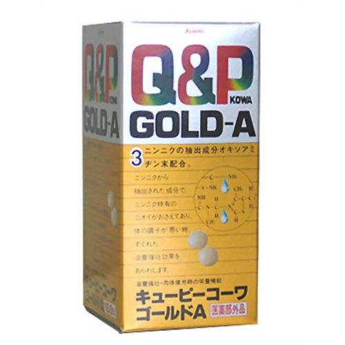 【送料無料・まとめ買い×10】興和 キューピーコーワゴールドA 180錠
