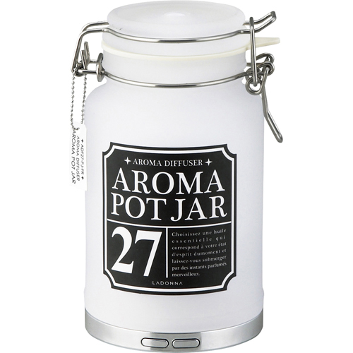 ラドンナ ラドンナ アロマディフューザー ポットジャー フロスト ADF27-PJ-FR