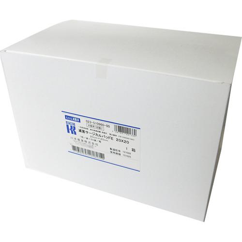 川本産業 カワモト 滅菌サージカルパッドE 20cm×20cm 50枚